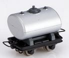 5126 Pair of Tank Wagons, Silver ##out of stock##